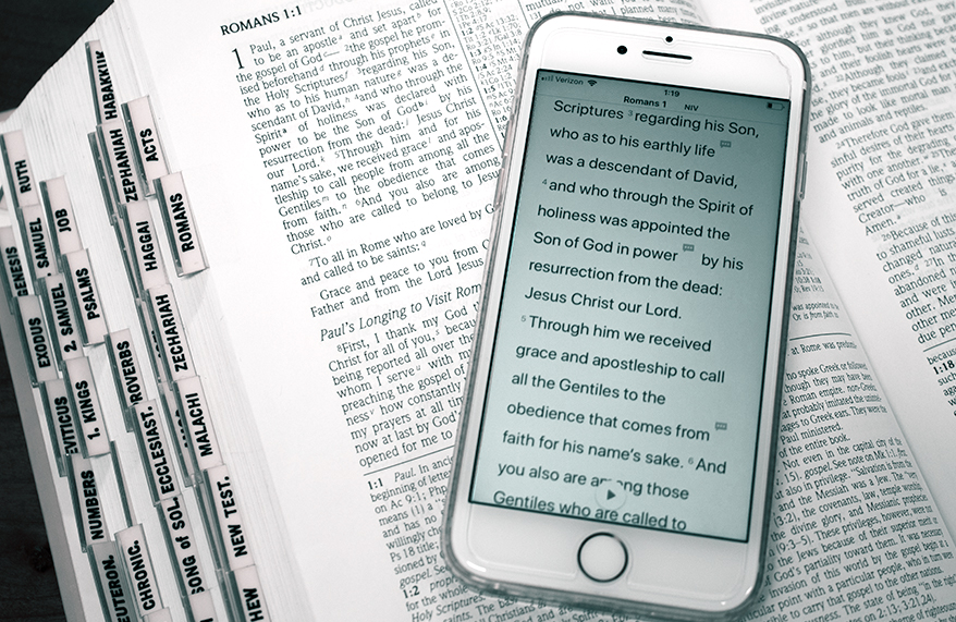 Cooperation Between OTCS and OIT in Building Theological Resource App
