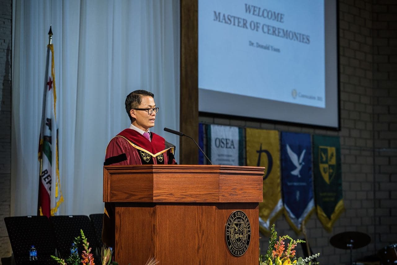 Olivet University 2021 Convocation Marks a New Academic Year