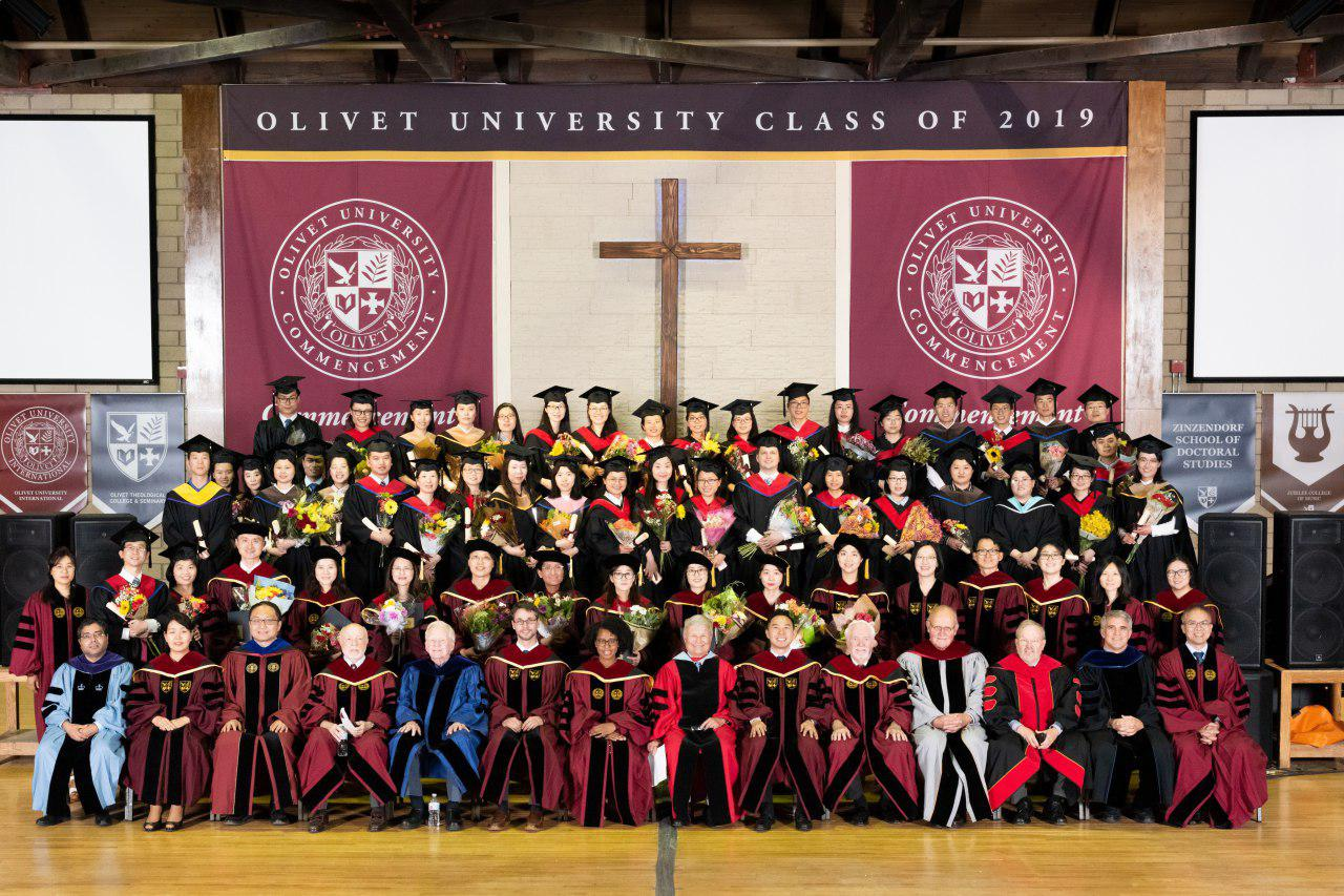 Graduates Exhorted to Commit to God's Authority at OU 2019 Commencement