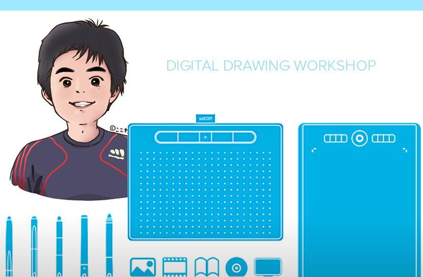 Olivet Art and Design School to Host Digital Drawing Workshop in Summer