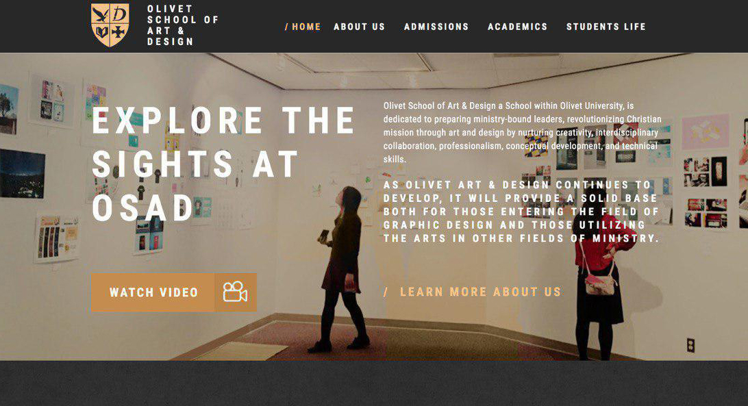 olivet-university-olivet-design-school-launches-new-website