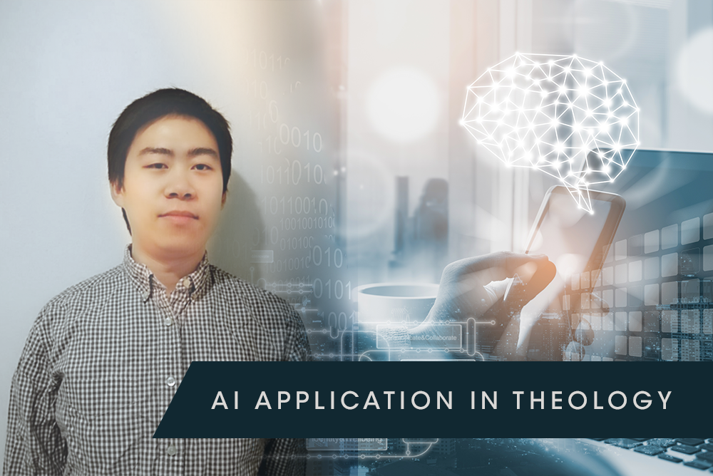 OIT Ph.D. Candidate Presents Project on AI Application In Theology