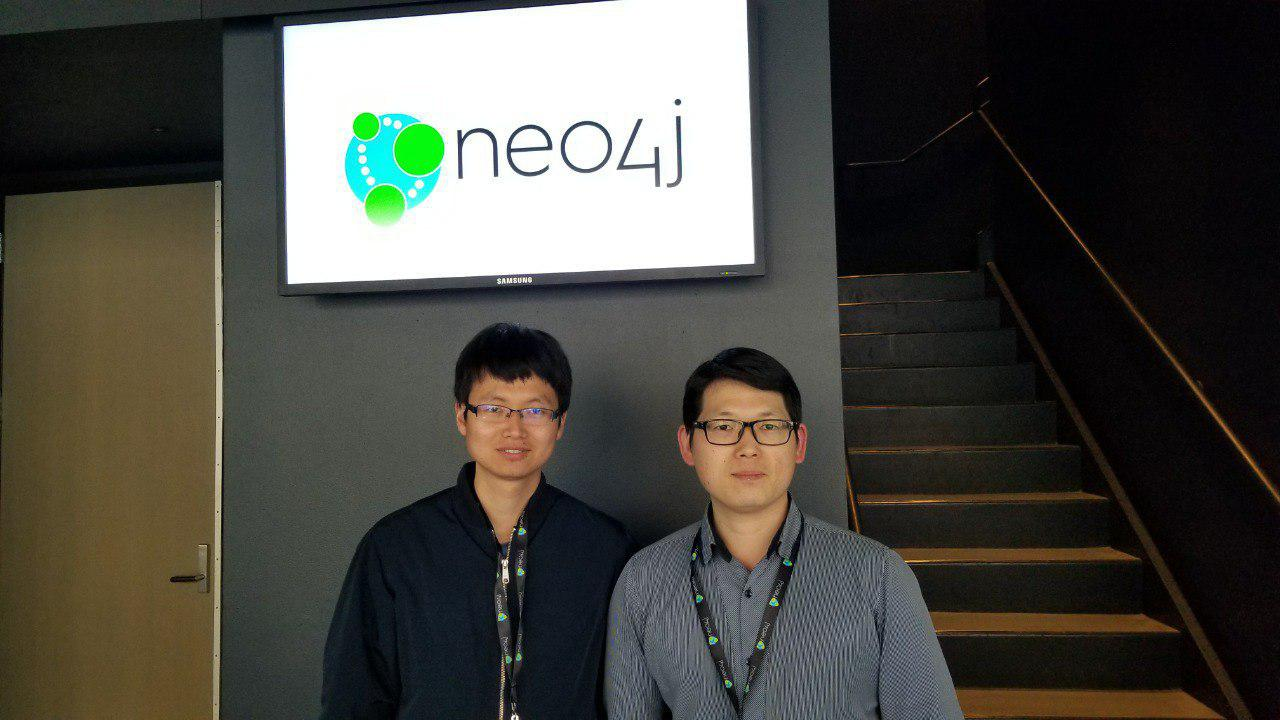 OIT Faculty Attend Neo4j GraphTour Event in San Francisco