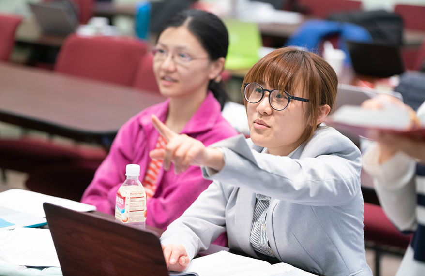 D.Min. Students Select Ministry Track for The Final Project